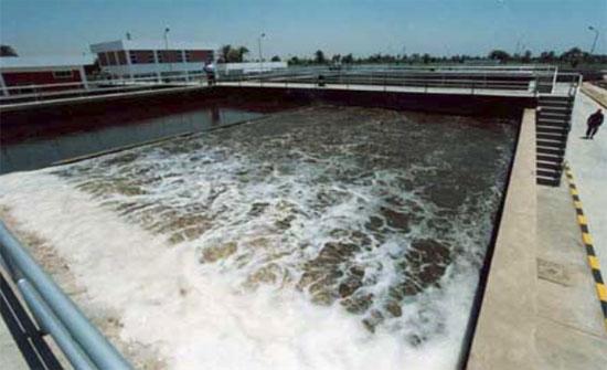 العمل في محطّات معالجة المياه والصرف الصحي من المهن الخطرة