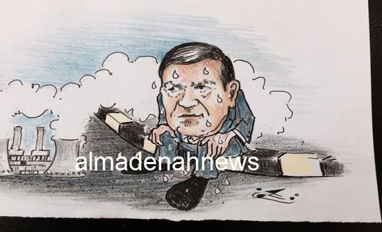 خالد طوقان بعد الغاء روسيا تمويل المفاعل النووي الأردني
