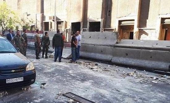 سوريا.. انفجار يستهدف نقطة عسكرية بمحيط دمشق - المدينة نيوز