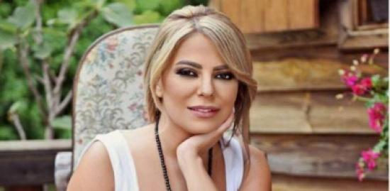 ليليا الأطرش تعبر عن حبها لفنان لبناني! (صورة)