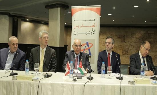 ورشة حول فرص الصناعات الغذائية الأردنية بالسوق الكندية