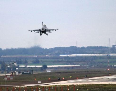 مقاتلات تركية تقصف مواقع للعمال الكردستاني شمال العراق