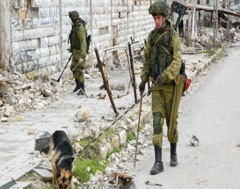 الجيش الروسي يتوعد بالرد إذا قصفت أميركا سوريا