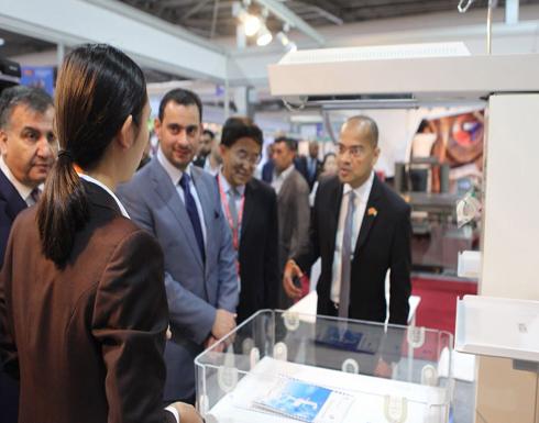 وزير الصناعة يفتتح معرض (الصين في عمان)