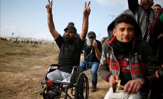 هيئة فلسطينية: رصاصة إسرائيلية قتلت المقعد الفلسطيني أبو ثريا