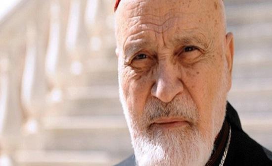 القائم بأعمال السفارة الأردنية في بيروت تقدم واجب العزاء بوفاة البطريرك صفير