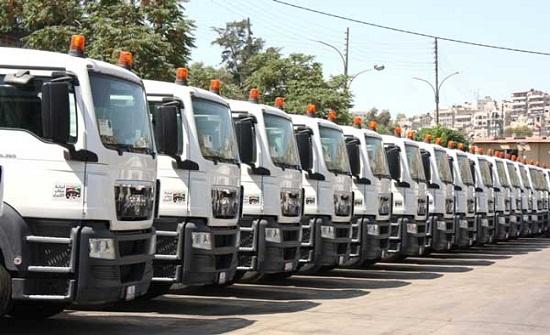 مجلس أمانة عمان يحيل عطاء توريد 75 كابسة لجمع النفايات