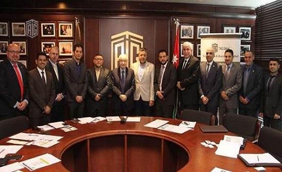 """اتفاق تعاون بين """"أبوغزاله العالمية"""" و""""منتدى رجال الأعمال العرب في الصين"""""""
