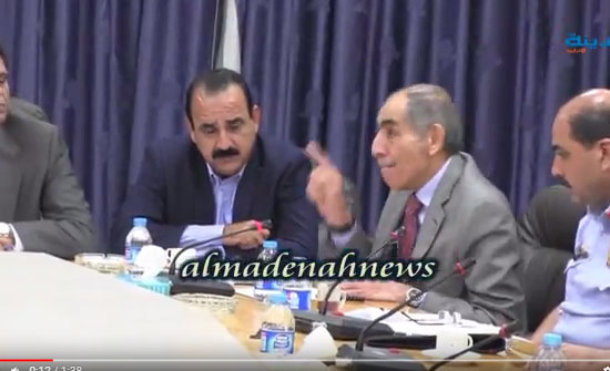 بالفيديو : وزير الداخلية : زعران ينصبون كمينا لأربعة من رجال الأمن  ويعتدون عليهم بالضرب