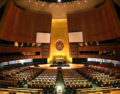 الأمم المتحدة تصوت الأربعاء على نص يدين اسرائيل بشأن العنف في غزة