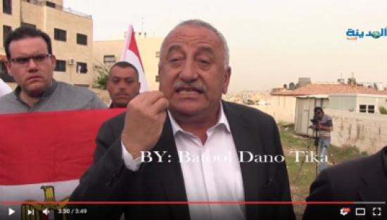 بالفيديو .. النائب خالد رمضان للمدينة نيوز : المسيحيون ليسوا طارئين على المنطقة
