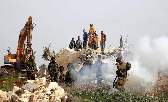 الجيش الإسرائيلي يبدأ الانسحاب من جنين شمالي الضفة