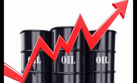 إرتفاع أسعار النفط عالميا