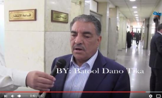 فيديو : النائب الزعبي بعد قرار فصل 1500 عامل  والعدول عن القرار