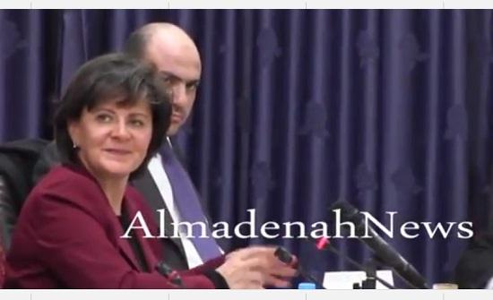 بالفيديو ... وزيرة السياحة : لم يضغط علي أحد لأوافق على شركة الحج الجديدة