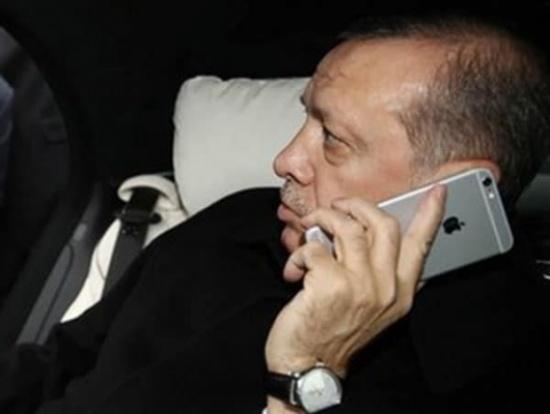 بالفيديو: أردوغان يفاجئ الأتراك برسالة صوتية على هواتفهم