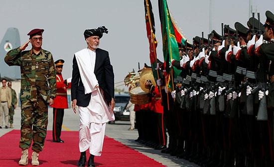 الرئيس الأفغاني يوقع مرسوما بحل المجلس الأعلى للسلام
