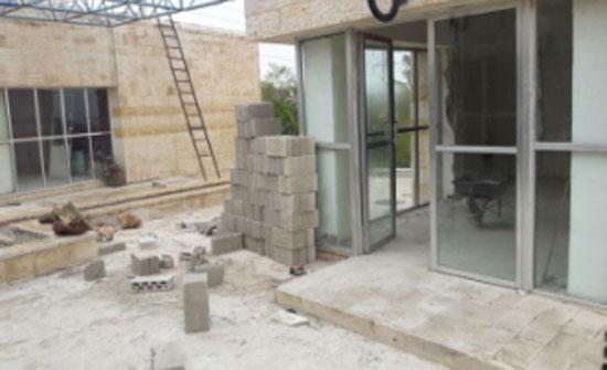 الأمانة تباشر تأهيل حدائق الملكة رانيا في أم نوارة