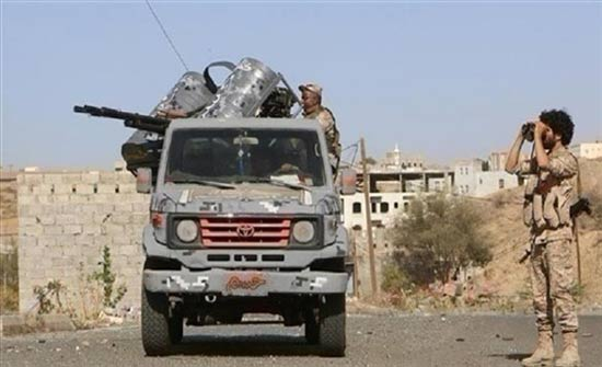مقتل قياديين حوثيين بصعده وميدي..والجيش يتقدم في رازح