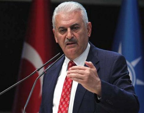 يلدريم: التنظيمات الإرهابية لا تعرف حدودا في تشويه عمليات جيشنا