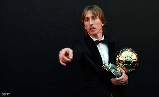 """سولاري: مودريتش نال الكرة الذهبية """"عن جدارة"""""""