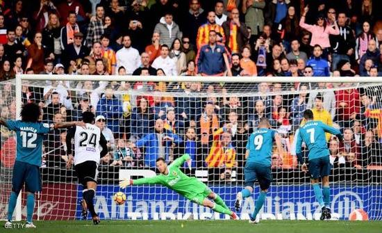 رونالدو.. رقم تاريخي آخر في الدوري الإسباني