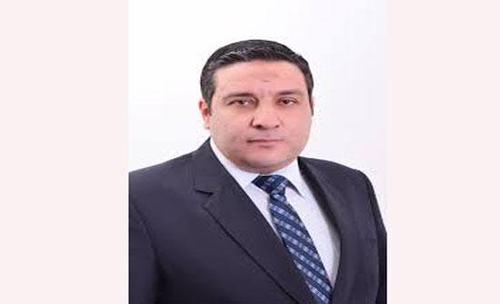 ترقية الدكتور أبو جسار إلى رتبة أستاذ مشارك في جامعة إربد الأهلية