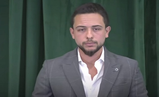 بالفيديو .. الأمير حسين :  كل قوقعة نؤمنها لطفلٍ من أطفالنا تكمل حواسه الخمسة