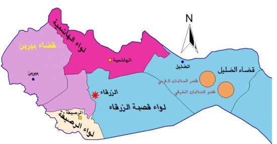 رئيس بلدية الهاشمية يدعو المواطنين لمراجعتها حال وجود شكاوي خدمية
