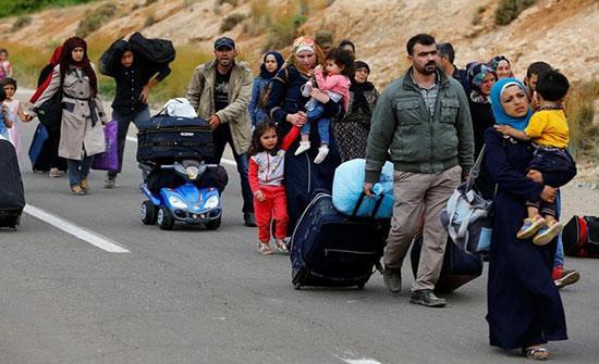 أكثر من 11 ألف لاجئ سوري عادوا من الأردن