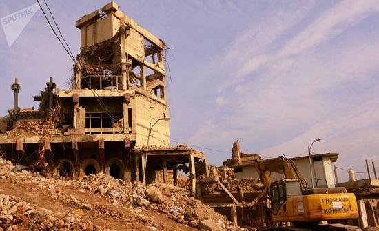 الخارجية العراقية : الاجتماع الثلاثي يناقش ملفات الطاقة والإعمار مع مصر والأردن