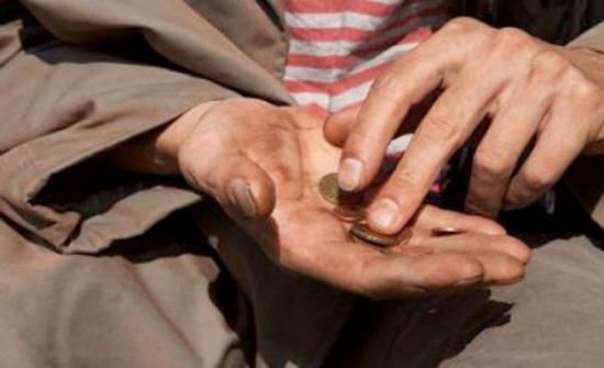 ضبط 300 متسولاً ومتسولة في عمان خلال رمضان