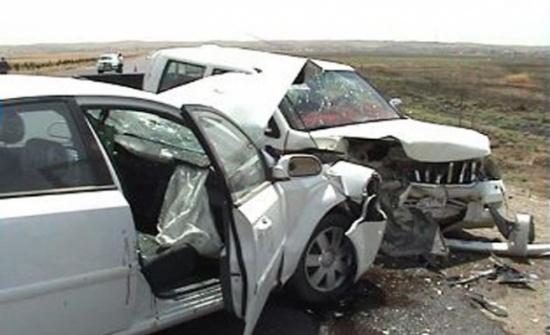 685 وفاة في 150 الف حادث سير في الاردن عام 2017