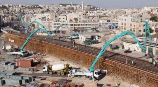 باريس سعيدة بـ نجاح الباص السريع في عمّان