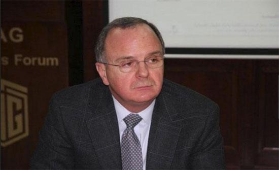 """العمل توقع اتفاقية انشاء فرع انتاجي جديد في """"قرية الدجانية"""""""