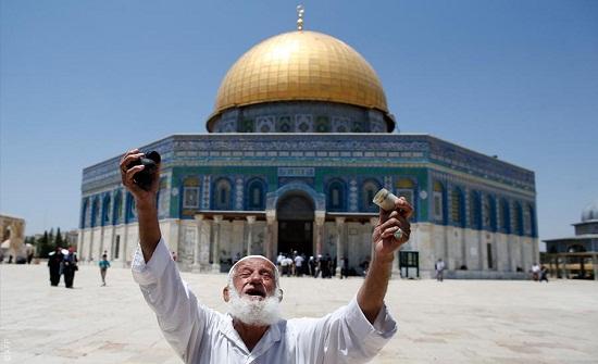 الشيخ الخطيب: سلطات الاحتلال تمنع أعمال الترميم بالمسجد الاقصى