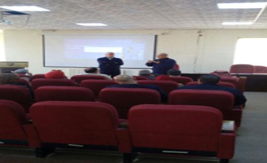 المركز الوطني للتدريب وتأهيل المدربين جامعة البلقاء يعقد دورة ريادة الاعمال