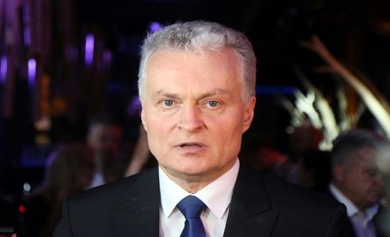 ناوسيدا رئيسا لليتوانيا