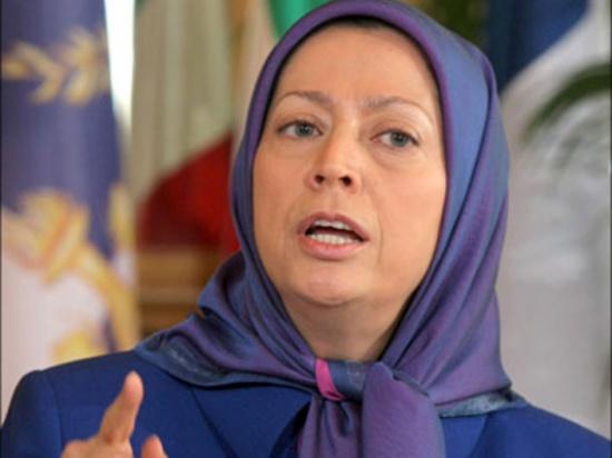 مريم رجوي: لنحوّل العام الجديد إلى عام هزيمة ولاية الفقيه في إيران والمنطقة