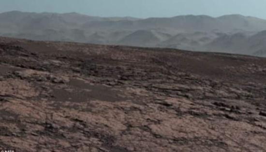 بالصور والفيديو: ناسا تكشف وجهًا جديدًا رائعاً للمريخ!