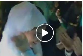 صديقات العروس يحتفلن بزفافها على طريقة «ريا وسكينة»