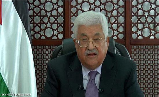 عباس: قرار ترامب بشأن القدس يمثل انسحابا من رعاية عملية السلام