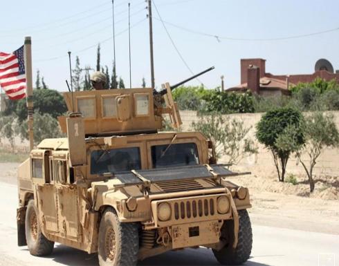 تدريبات عسكرية لمشاة البحرية الأمريكية مع مقاتلي المعارضة في جنوب سوريا