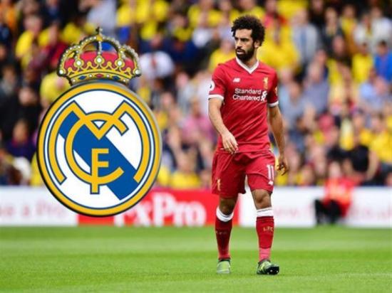ريال مدريد يتخذ أولى خطوات التعاقد مع صلاح