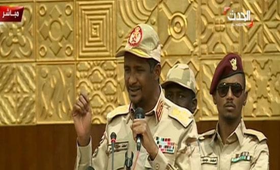 الانتقالي السوداني: لم نتفق على نسبة التمثيل في المجلس السيادي