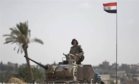 مسؤول مصري ينفي وقوع حوادث أمنية في سيناء اليوم