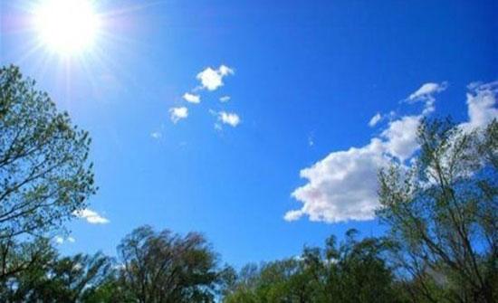 الخميس :  إنخفاض على درجات الحرارة