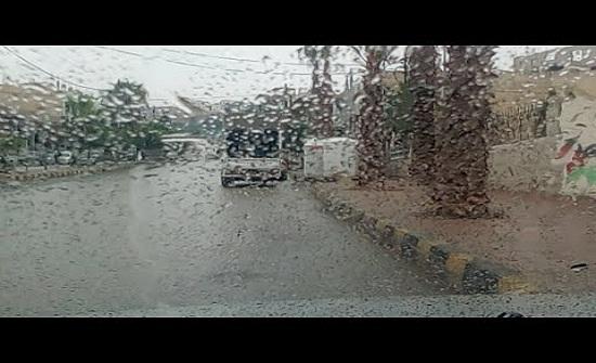 أمطار الخير تعزز التزويد المائي للمصادر المائية في محافظتي جرش وعجلون