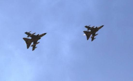 """""""الوفاق"""": 9 طلعات جوية تستهدف قوات حفتر جنوبي طرابلس"""