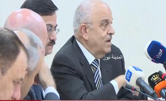 مجلس الوزراء يوافق على إجراءات تنفيذ مشروع صرف صحي شمال شرق البلقاء